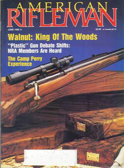 American Rifleman - June 1988