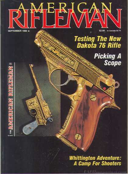 American Rifleman - September 1988
