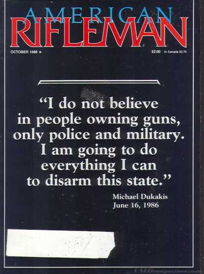 American Rifleman - October 1988