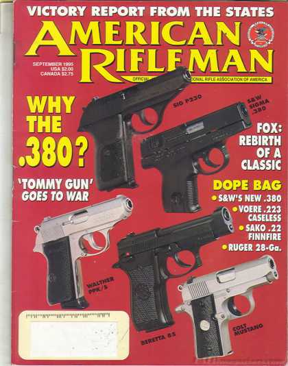 American Rifleman - September 1995