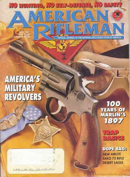 American Rifleman - May 1997