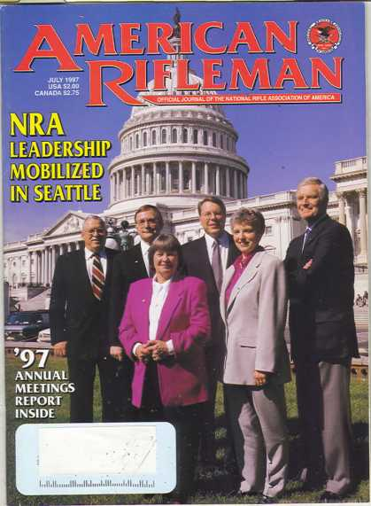 American Rifleman - July 1997