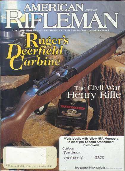 American Rifleman - October 2000