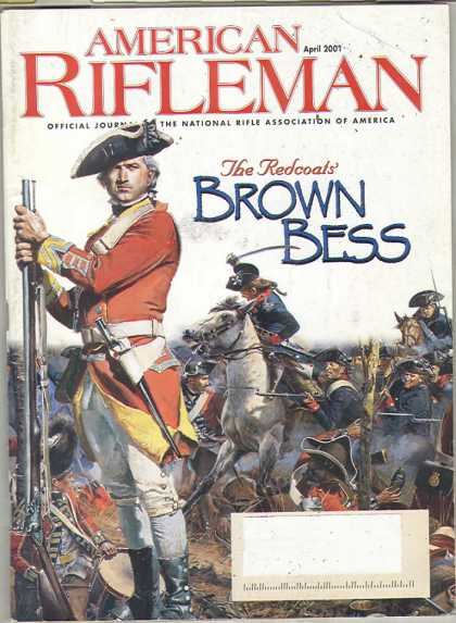 American Rifleman - April 2001