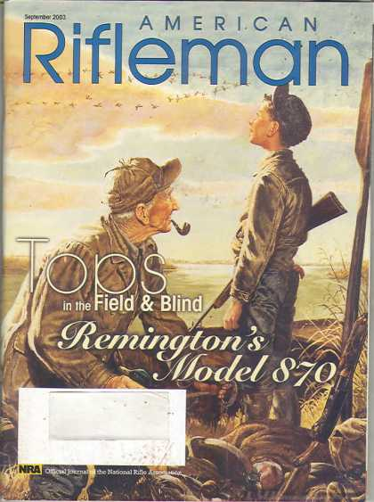 American Rifleman - September 2003