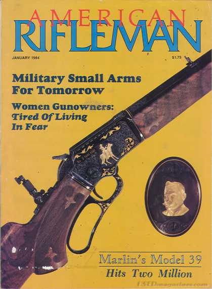 American Rifleman - January 1984