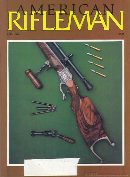 American Rifleman - April 1984