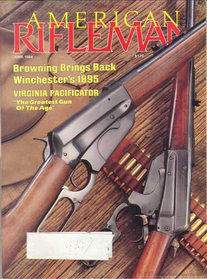 American Rifleman - June 1984