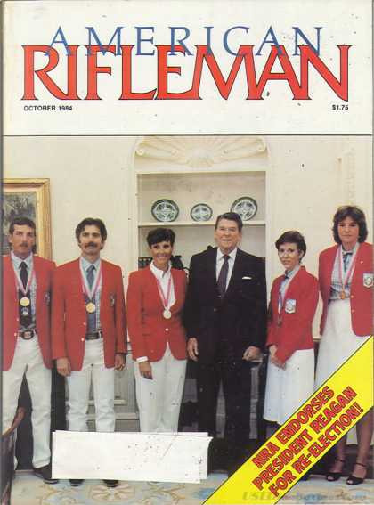 American Rifleman - October 1984