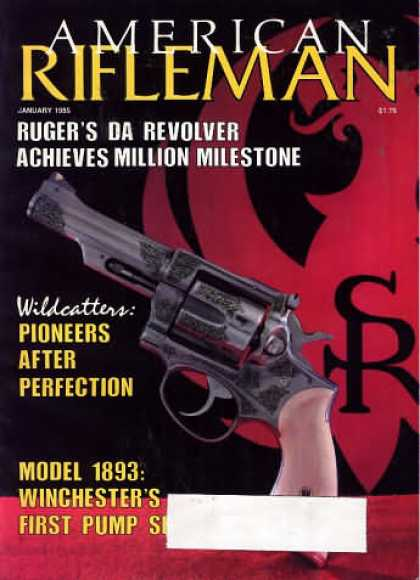 American Rifleman - January 1985