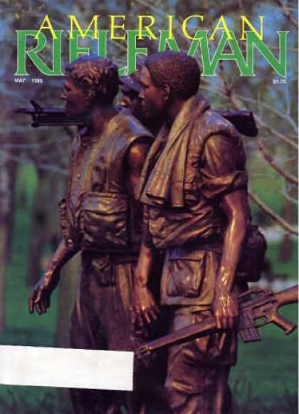 American Rifleman - May 1985