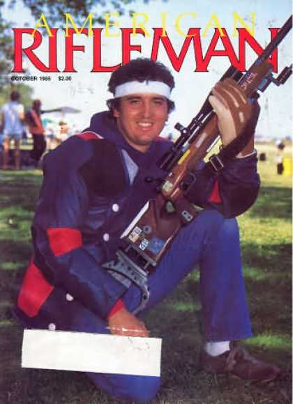 American Rifleman - October 1985