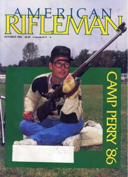 American Rifleman - October 1986