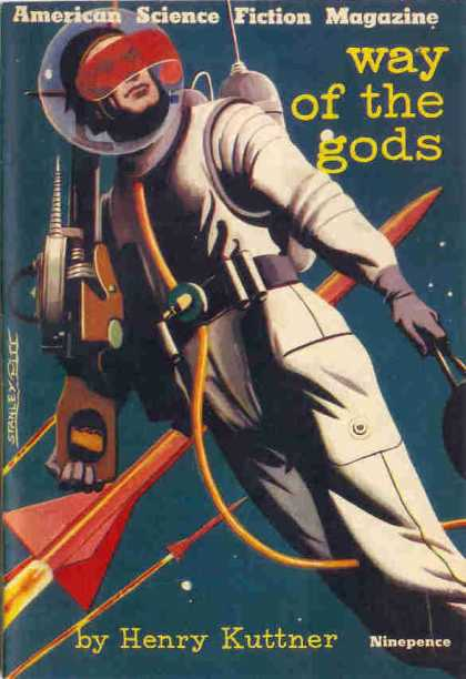 American Science Fiction 28