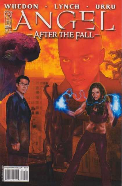 Angel: After the Fall 7