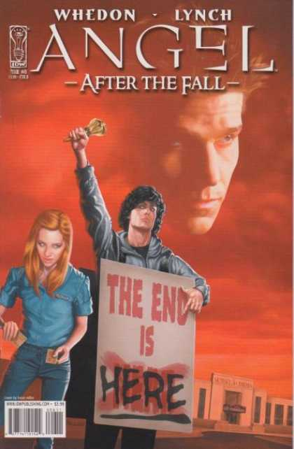 Angel: After the Fall 8