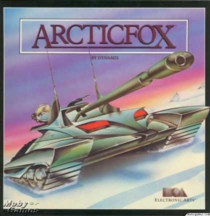 Apple II Games - Arcticfox