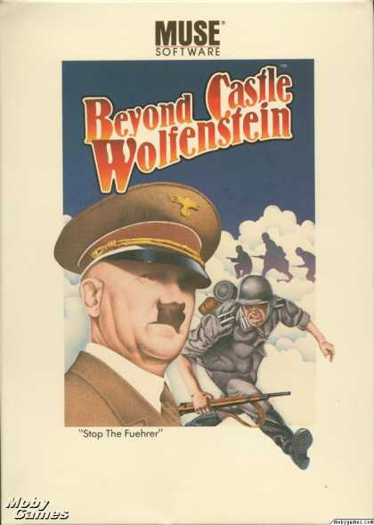 Apple II Games - Beyond Castle Wolfenstein