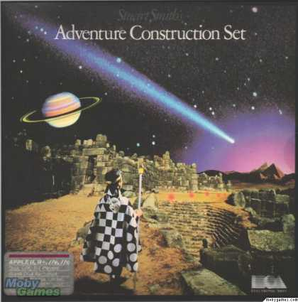 Apple II Games - Adventure Construction Set