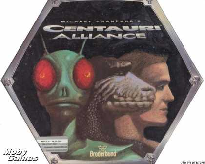 Apple II Games - Centauri Alliance