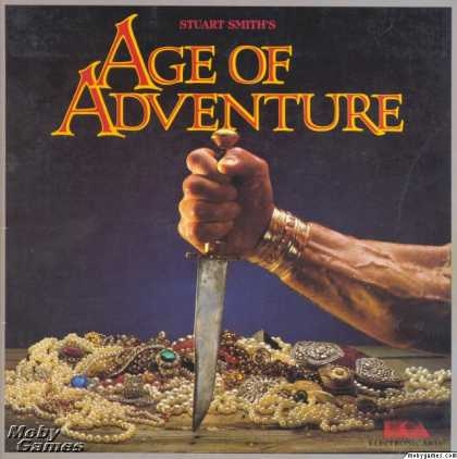 Apple II Games - Age of Adventure
