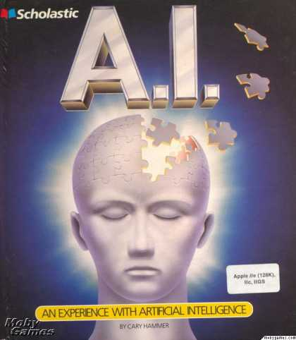 Apple II Games - A.I. An Experience With Artificial Intelligence