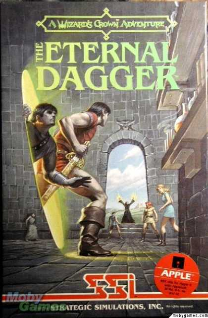 Apple II Games - The Eternal Dagger
