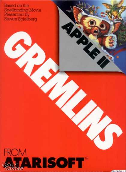 Apple II Games - Gremlins
