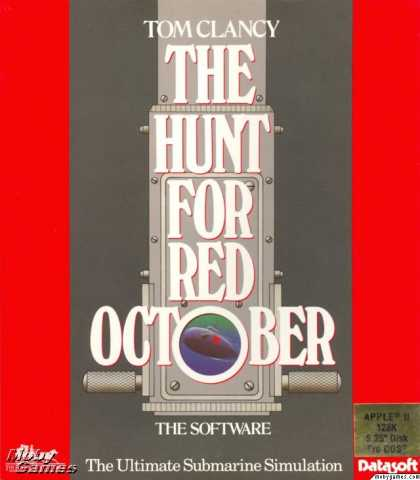 Apple II Games - The Hunt for Red October