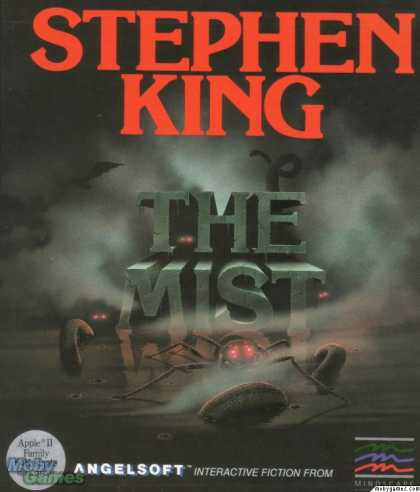Apple II Games - The Mist