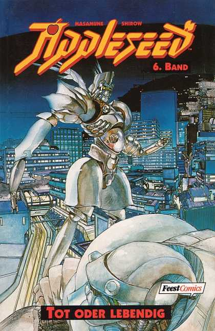 Appleseed 6