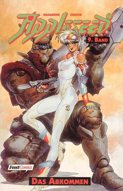 Appleseed 9