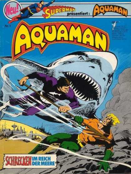 Aquaman (German) 1
