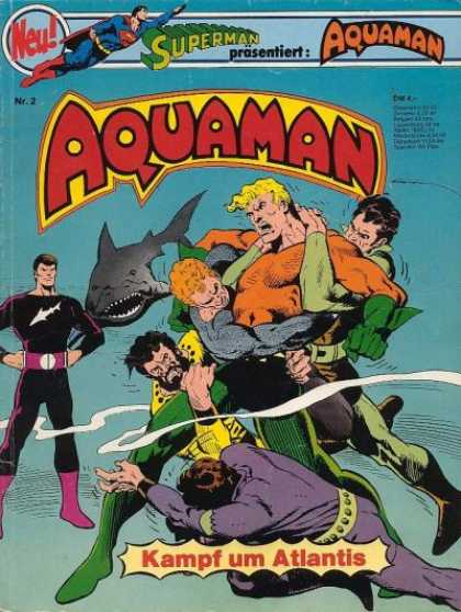 Aquaman (German) 2