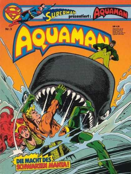 Aquaman (German) 3