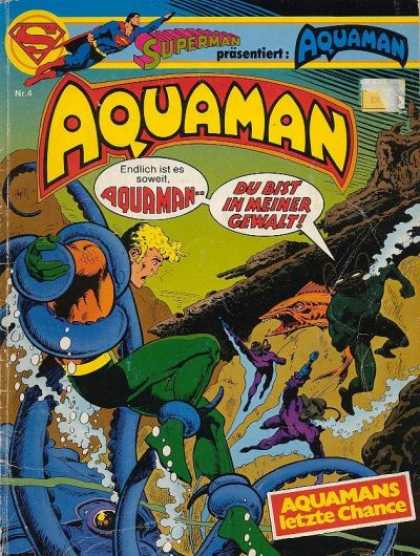 Aquaman (German) 4