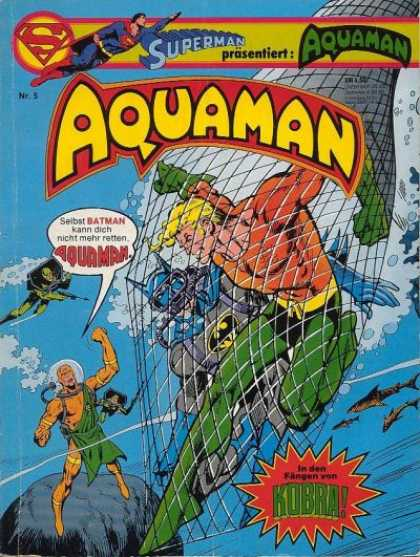Aquaman (German) 5