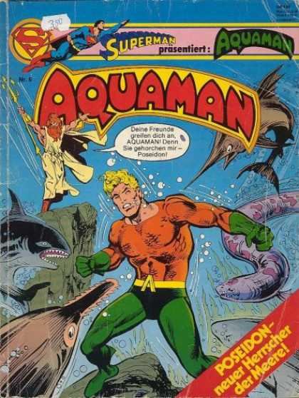 Aquaman (German) 6