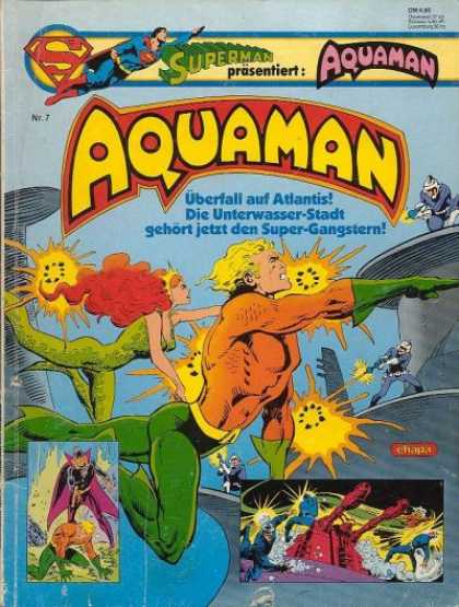 Aquaman (German) 7