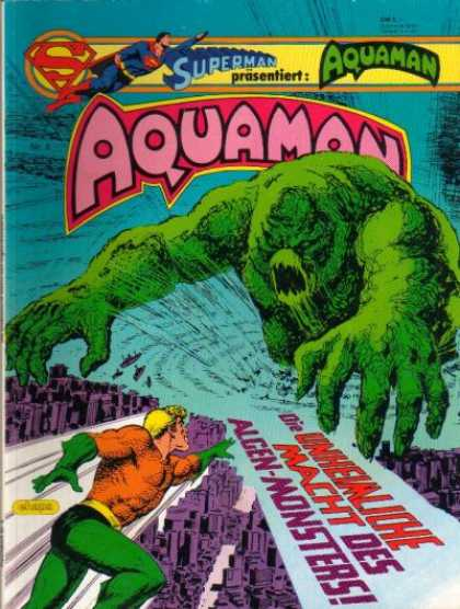 Aquaman (German) 8