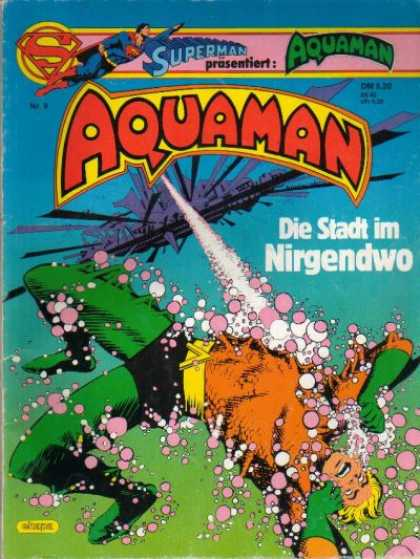 Aquaman (German) 9