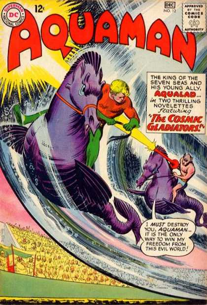 Aquaman 12 - Howard Porter