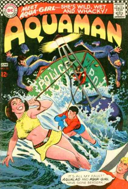 Aquaman 33 - Mark McKenna, Nick Cardy