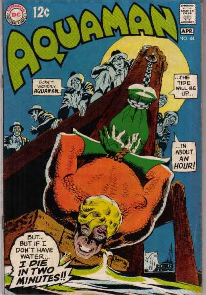Aquaman 44 - Nick Cardy