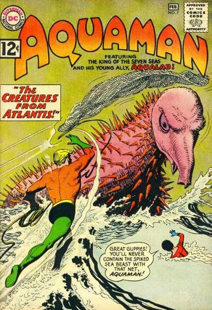 Aquaman 7 - Kevin Maguire, Yvel Guichet