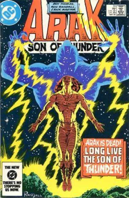 Arak 33 - Son Of Thunder - Roy Thomas - Ron Randall - Arak Is Dead - Erick Magyar