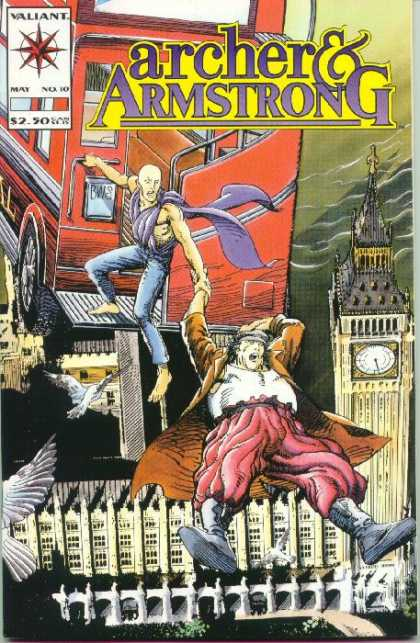 Archer & Armstrong 10 - Barry Windsor-Smith