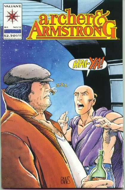 Archer & Armstrong 12 - Barry Windsor-Smith