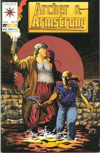 Archer & Armstrong 3 - Barry Windsor-Smith