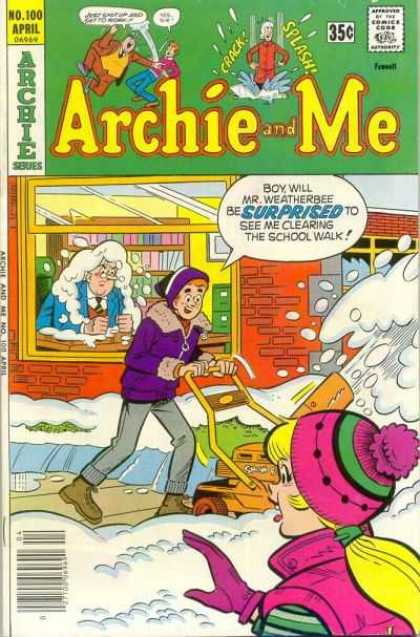 Archie and Me 100
